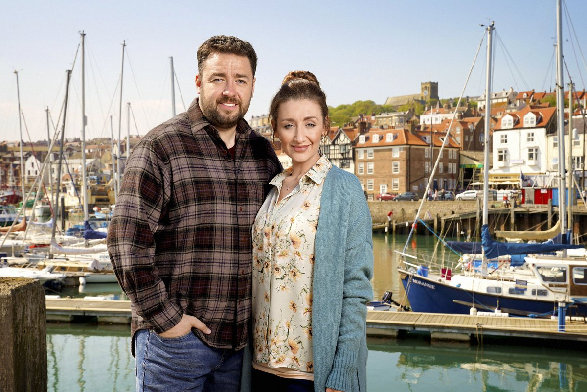 New comedy #Scarborough continues on @BBCOne on Fridays at 9.30pm and @BBCiPlayer. We caught up with its writer @DerrenLitten to find out more about his writing life, the show's creation and to ask him to share any advice for other budding #comedy writers >https://bbc.in/2kKvr64