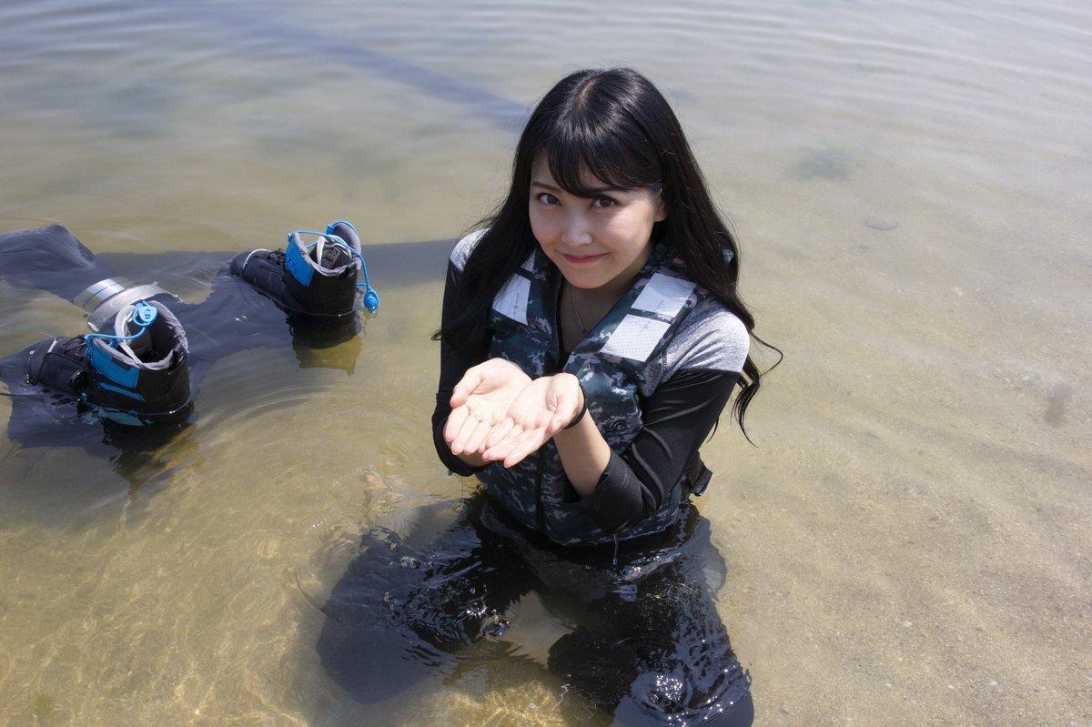 みなさん😳NMB48の女子旅コンテンツが無料アプリWATCHYで配信開始💨NMB48のおでかけショートトリップ!白間×太田 みるーりの気ままな女子旅今回は大阪のときめきビーチでフライングボードに挑戦しました💪お楽しみに~!