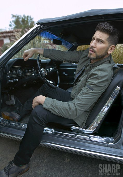 Happy birthday to mr. cool guy jon bernthal, the talent jumped out in this one