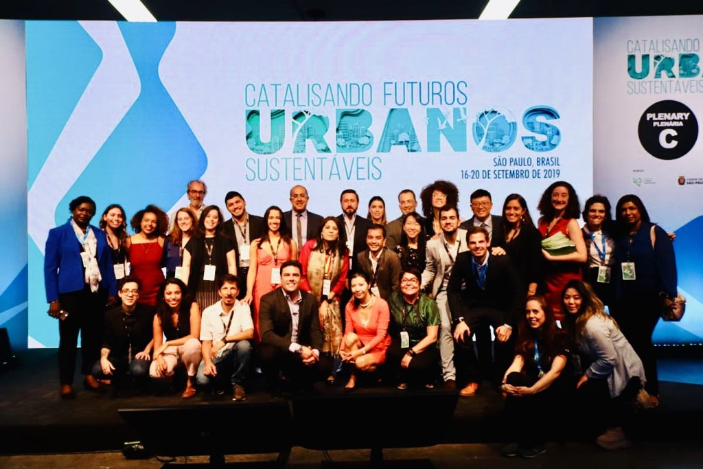 Our conference on Catalyzing Sustainable #Urban Futures came to a resounding end yesterday.   It's time to thank the phenomenal team that made it happen!  #DreamTeam #thegpsc #cities4all