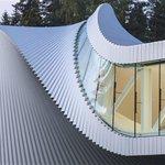 Image for the Tweet beginning: Norway's new art gallery is