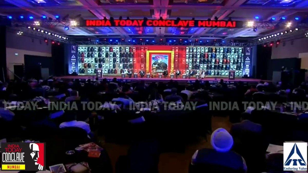 साजिद चिनॉय ने अर्थव्यवस्था में सुधार के लिए दिए सुझाव#ConclaveMumbai19 @rahulkanwalलाइव: http://bit.ly/MumbaiConclave19…