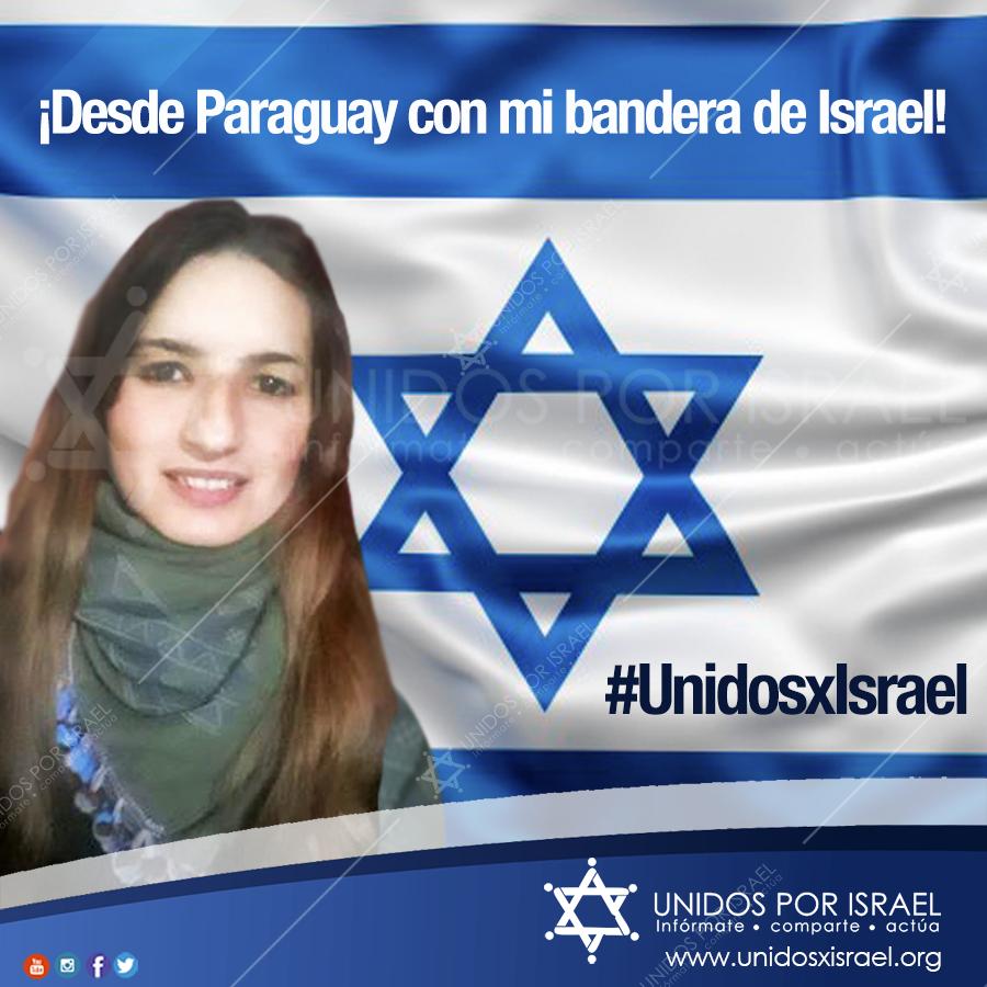 ¡Eternamente agradecidos con nuestros #amigos de #Paraguay y el resto del mundo por estar siempre #unidosxIsrael! https://t.co/VhhAT03CPW