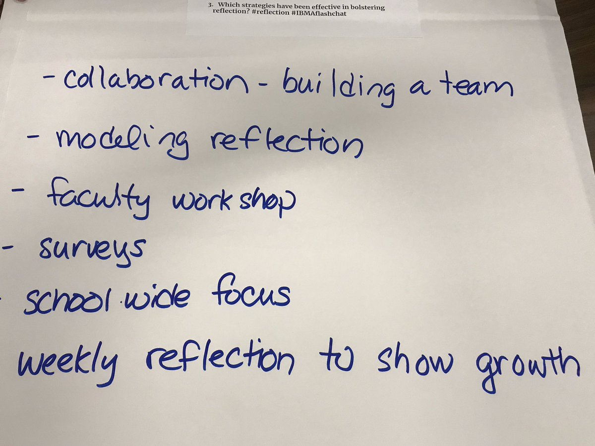 Enjoying collaboration about effective reflection with IBMA colleagues during <a target='_blank' href='http://search.twitter.com/search?q=IBMAFlashChats'><a target='_blank' href='https://twitter.com/hashtag/IBMAFlashChats?src=hash'>#IBMAFlashChats</a></a> <a target='_blank' href='http://search.twitter.com/search?q=IBMidAtlantic'><a target='_blank' href='https://twitter.com/hashtag/IBMidAtlantic?src=hash'>#IBMidAtlantic</a></a> <a target='_blank' href='https://t.co/iNyUjaq9qT'>https://t.co/iNyUjaq9qT</a>