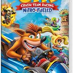 Image for the Tweet beginning: Crash Team Racing Nitro Fueled