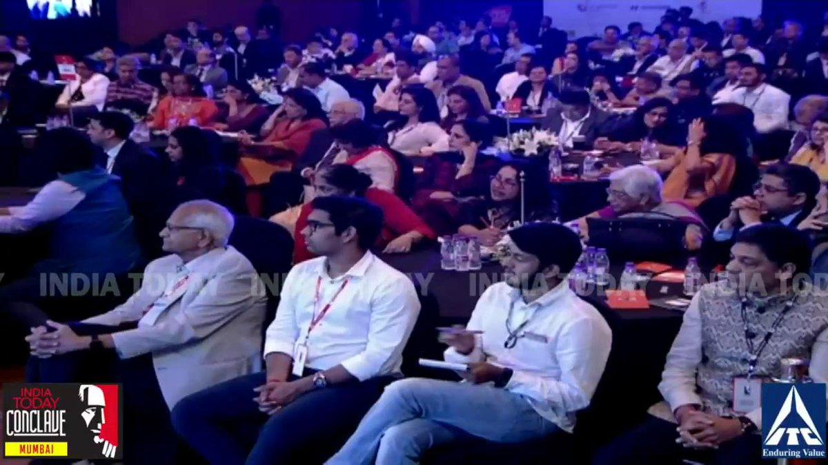 .@neelkanthmishra ने अर्थव्यवस्था में सुधार पर रखे अपने विचार#ConclaveMumbai19 @rahulkanwalलाइव: http://bit.ly/MumbaiConclave19…