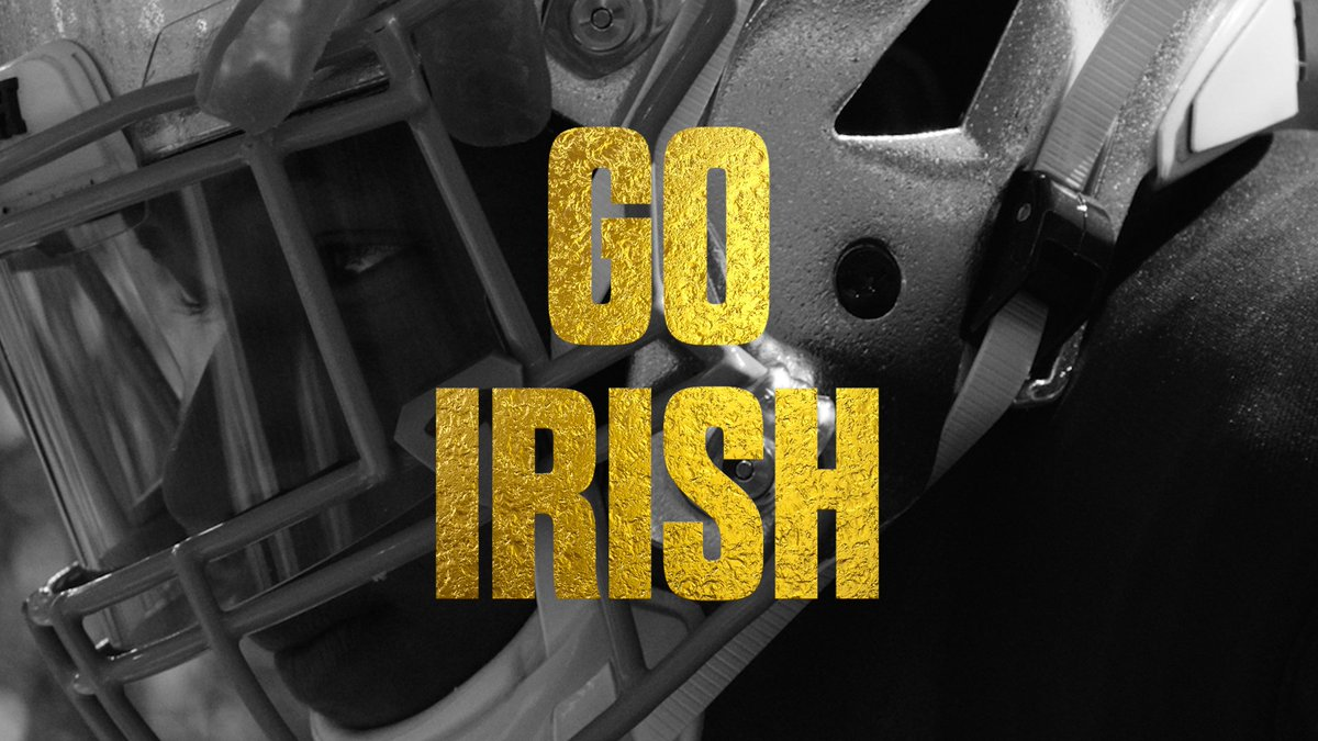 """Kirk Herbstreit Says """"Everything"""" Is On The Line For Notre Dame Today"""