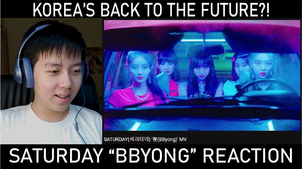 Well it was a day late, but anyways. #Saturday #BByong #세러데이 #세러데이뿅 #뿅 #kpop #react #reaction youtube.com/watch?v=6ciL1Q… Follow me on instagram ▶ instagram.com/santoso.29/