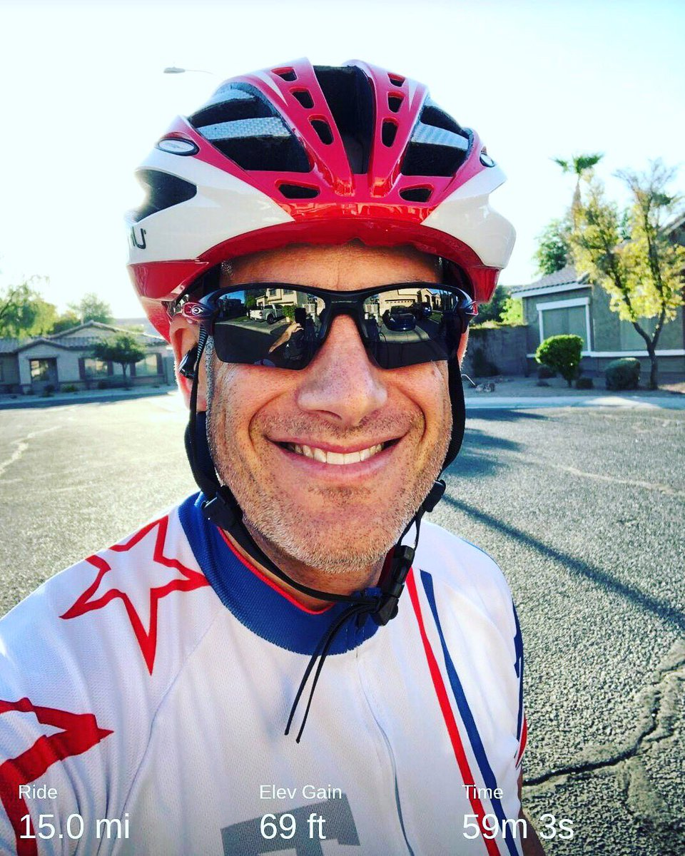 Nice cool morning spin to get ready for the weekend. #athlinksignited #teamnuun #cycling #fitnessmotivation #fitnessjourney #tritraining<br>http://pic.twitter.com/uIcH0pGqrZ