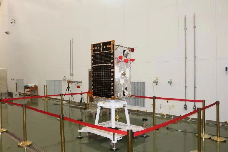 Chinese satellite tests space-based gravitational wave detection technologies, laying solid foundation for future observation in space http://xhne.ws/Z0H4B