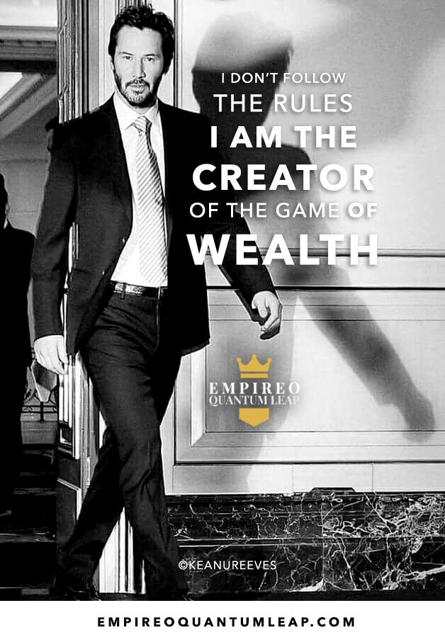"""You have not come to this world to play within the rules of the RICHNESS of someone else, you have come here to create your own RICHNESS by your own rules. 🕴💵👨🔧  """"QUANTUM LEAP TO MILLIONAIRE""""💰💎 ▶️ I want to know more about the program https://t.co/zfXarp0sbB https://t.co/x9KZuBmfoj"""