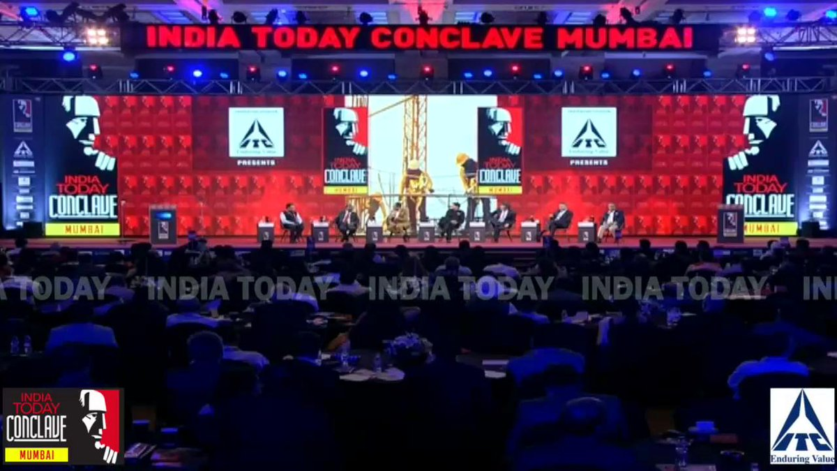 Here's what @NileshShah68 has to say about FPIs.#ConclaveMumbai19 Full coverage: http://bit.ly/MumbaiConclave19…@rahulkanwal
