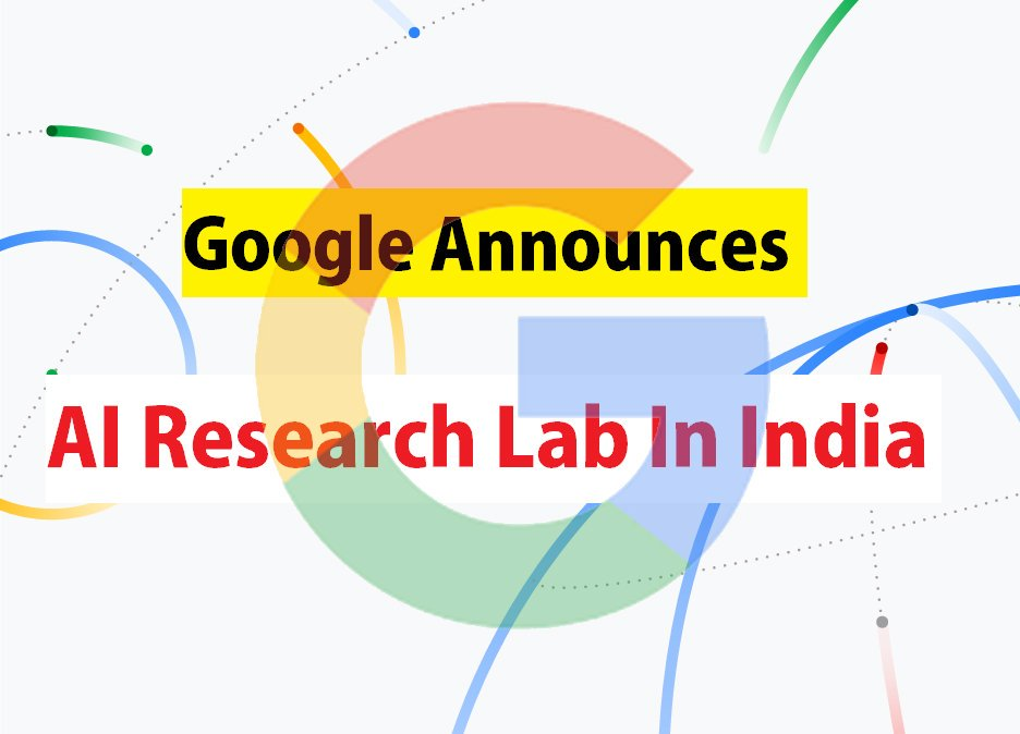 https://blog.electroica.com/google-ai-research-center-in-india/…#artificialintellegence #machinelearning #research #google #bangalore #googleindia #jobs #healthcare #education #agriculture