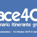 Image for the Tweet beginning: 🗓️Dal 24 settembre #Space4City workshop