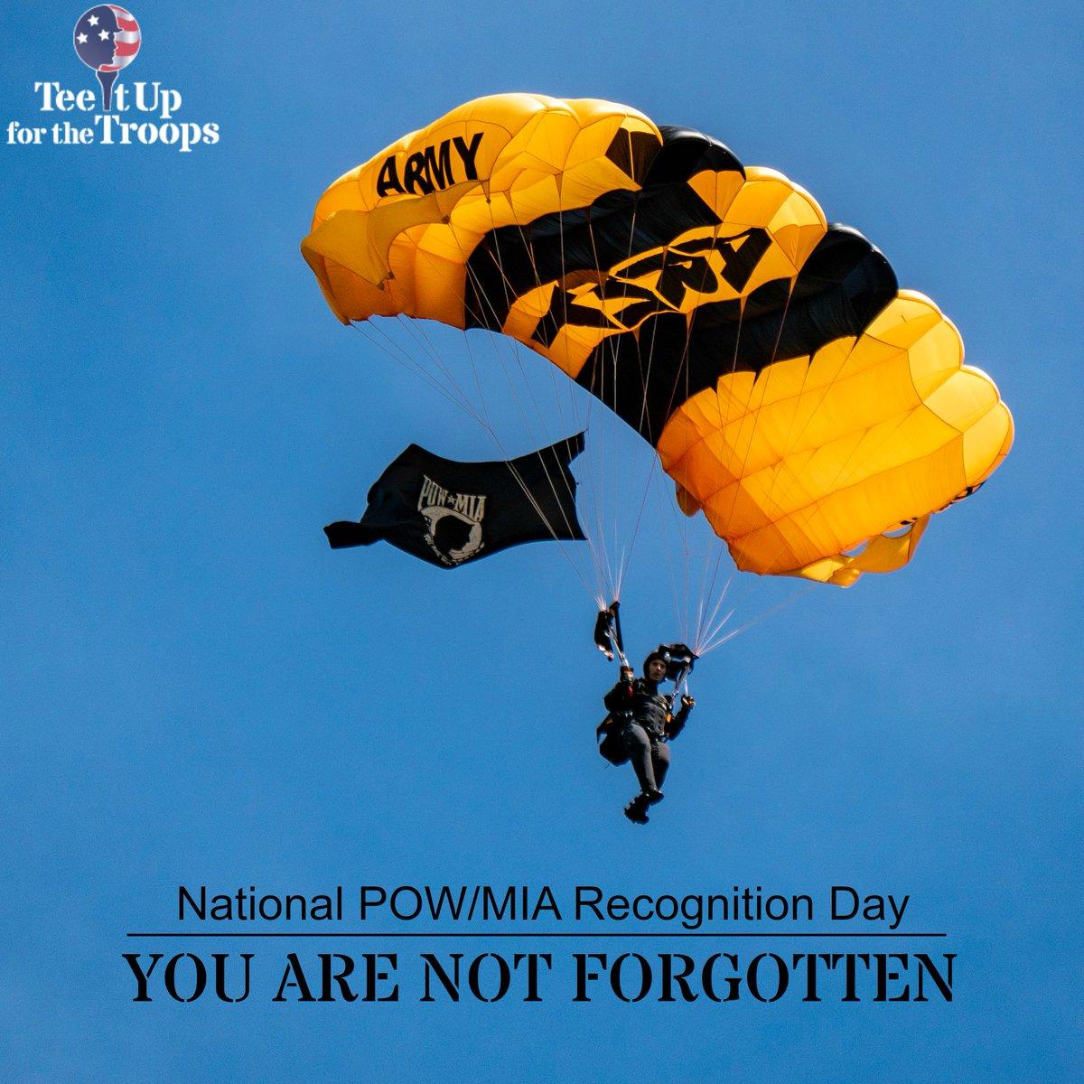 #POWMIA #NeverForgotten #HONOR #remember