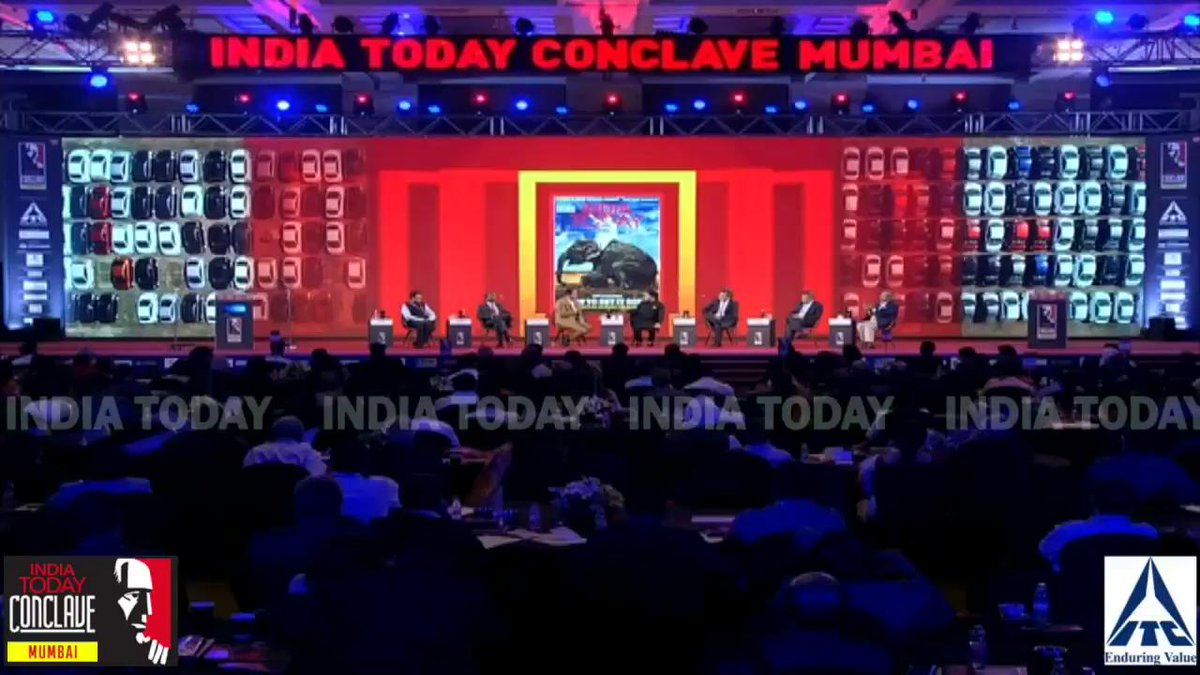 We have a listening PM. He knows what's good for India: @PiyushGoyal at #ConclaveMumbai19 Full coverage: http://bit.ly/MumbaiConclave19…@rahulkanwal