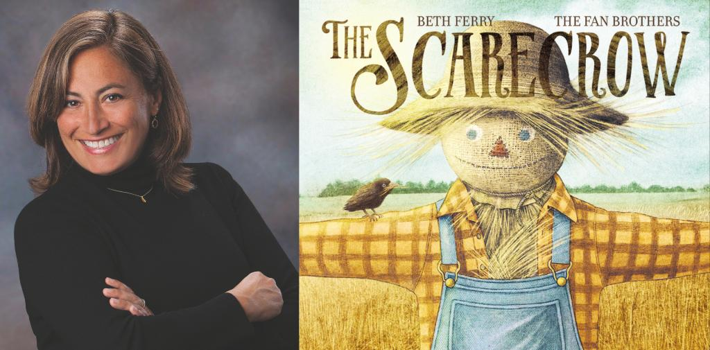 TOMORROW is the day to see THE SCARECROW author @BethFerry1 for a story time at @thebookstall! Dont miss out on all the fun: ow.ly/lnJV50vEWen
