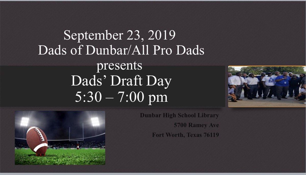 Dunbar High School (@Dunbar_HS) on Twitter photo 20/09/2019 22:07:33