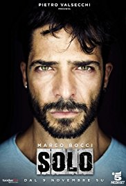 Who is he?! I know I thought the same! Swoon! Read all about Marco Solo and the brilliant Italian TV series he stars in here: http://bit.ly/2DFf4zz #italiantv #solo