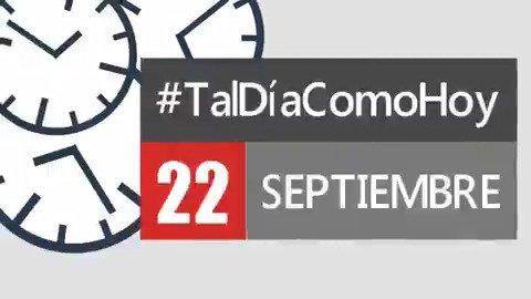 #TalDíaComoHoy, en 1946, Iberia realiza su primer vuelo entre España y Sudamérica 🛫; y, en 1888 se publica el primer ejemplar de National Geographic Magazine 📔. En la historia parlamentaria española, en 1980 se promulga la Ley Orgánica de Financiación de las CC.AA. ✅ 💰.
