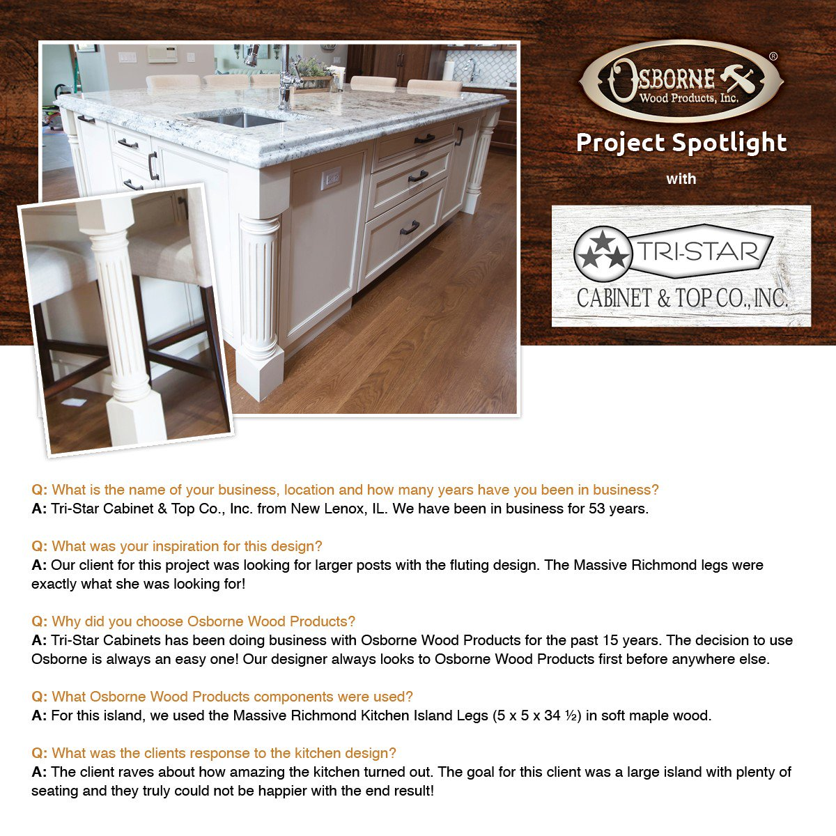 Tri Star Cabinet Top Co Inc Tristarcabinets Twitter
