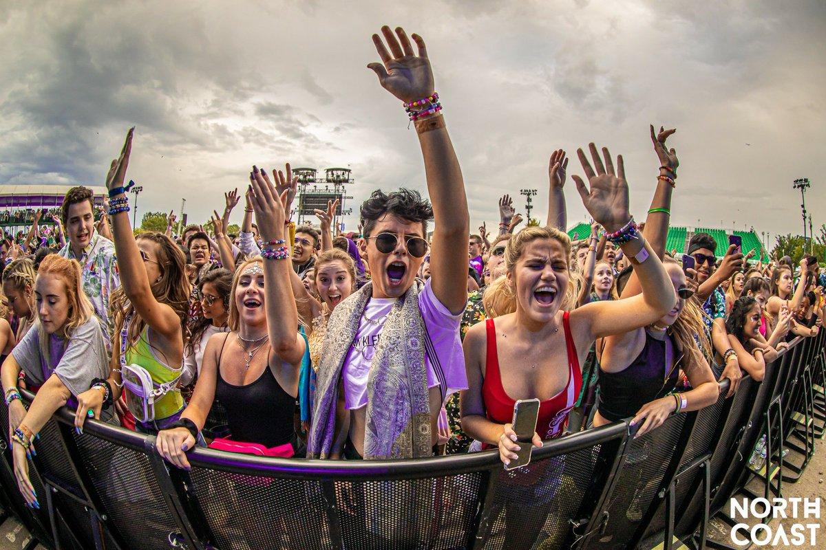 North Coast Music Festival 2021 dates