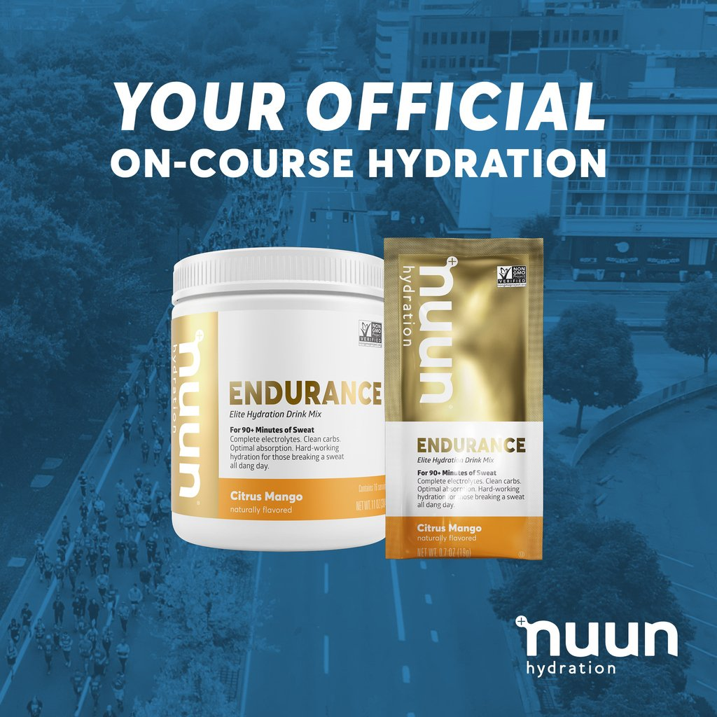 We're thrilled to partner with @nuunhydration to provide on-course electrolytes at every aid station. From your first mile to your last, nuun's low calorie and low sugar electrolyte blend will make your water count.  - #nuun #makeyourwatercount #pdxmarathon<br>http://pic.twitter.com/QiTYLKKVSf