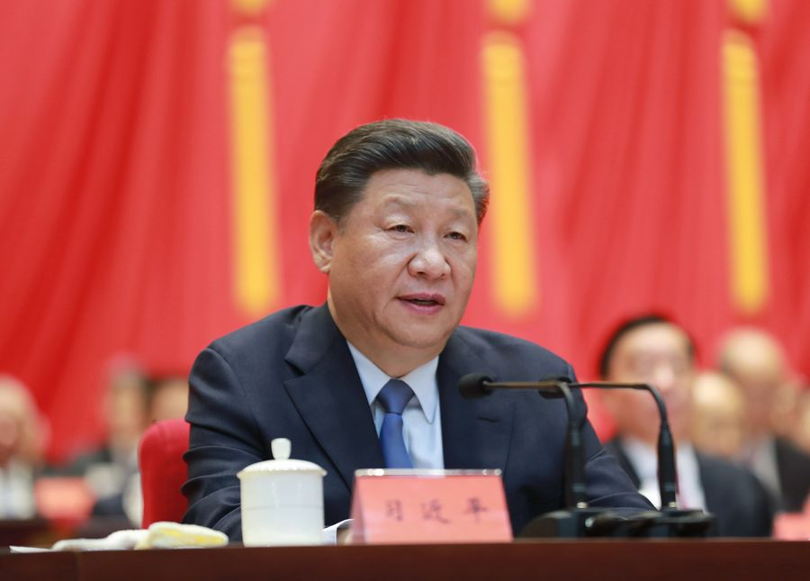 President Xi Jinping stresses upholding the system of the Chinese People's Political Consultative Conference, and improving the CPPCC work of political consultation, democratic oversight, and participation in and deliberation of state affairs http://xhne.ws/ncQP8