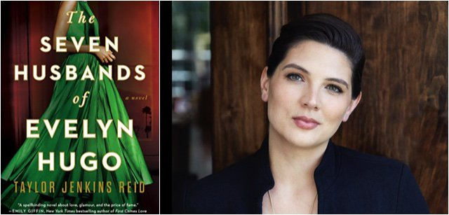 THE SEVEN HUSBANDS OF EVELYN HUGO is coming to television: ow.ly/lyHj50wi2ZE