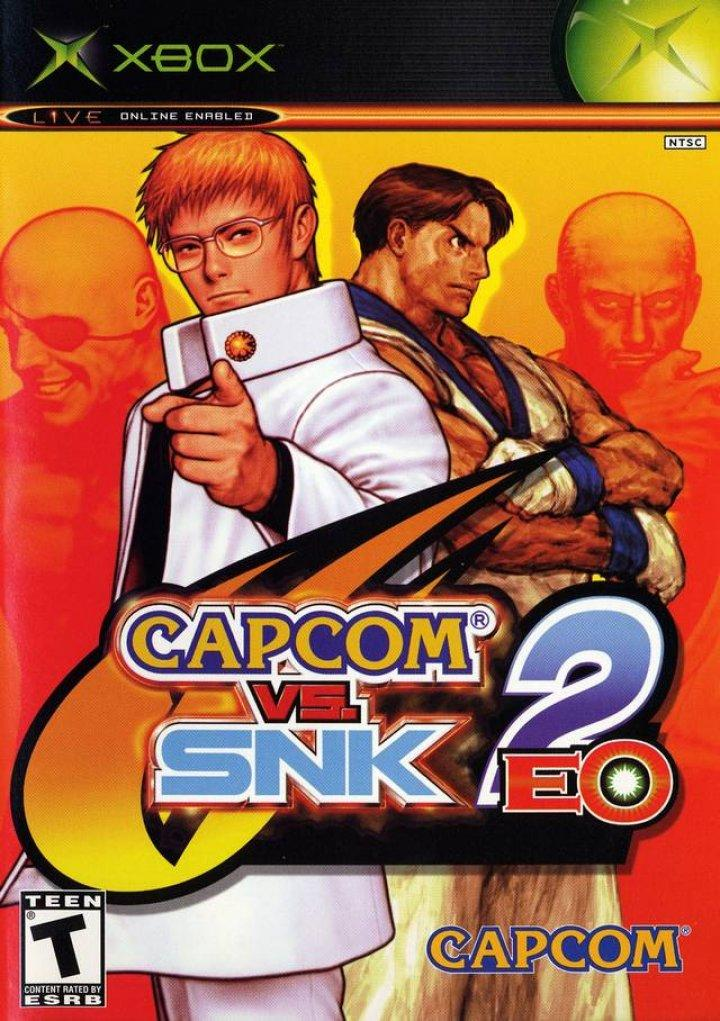 I'm thinking about old games I used to play when I was a kid and I realized I have 0 clue why I even had CvS2 on my Xbox LOL I didn't know what an SNK was and I just got introduced to Capcom through MvC2 <br>http://pic.twitter.com/8VHH5FaoHo