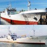 Image for the Tweet beginning: South Korea designated illegal fishing