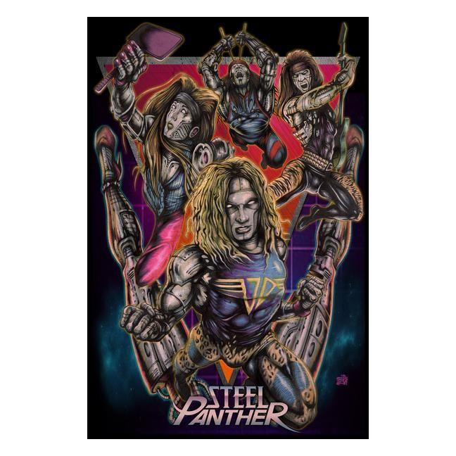 I officially have a date in Atlanta on Oct. 13th! @Steel_Panther Ill see you @BuckheadTheatre #FridayFeeling #FridayVibes #heavymetalrules