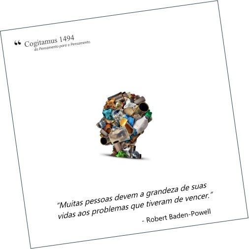 Cogitamus 1494 - Robert Baden-Powell#reflexão #pensamentododia #fraseshttps://armandoliveira-braga.blogspot.com/2019/09/cogitamus-1494-robert-baden-powell.html…