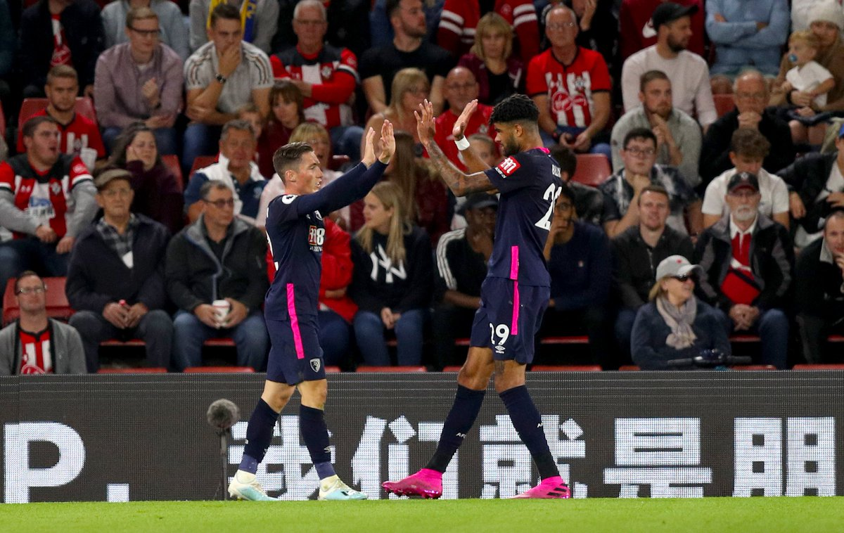 Bournemouth 1-3 Man City Leicester 3-1 Bournemouth Bournemouth 3-1 Everton Southampton 1-3 Bournemouth  Eddie Howe's side follow two 3-1 defeats with two 3-1 wins to take them third in the table.  <br>http://pic.twitter.com/aBBIU6V4OA
