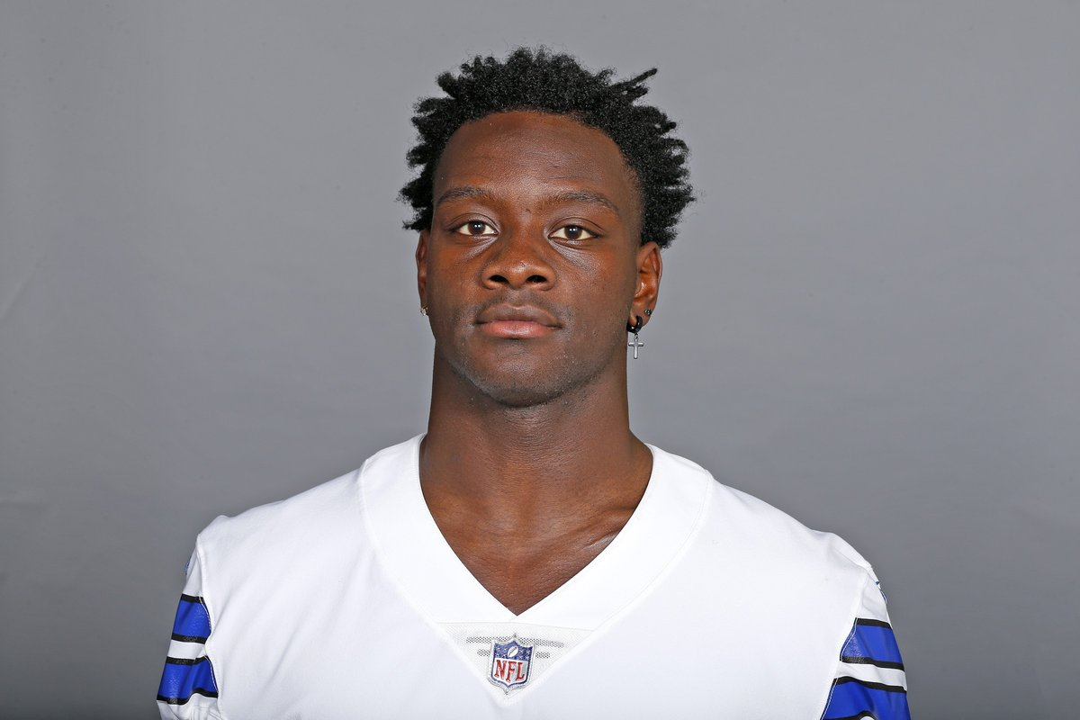 We are thrilled to announce @michael13gallup of the @NFL @dallascowboys as a Special Olympics Texas Global Ambassador.  Gallup's impact has been felt both on and off the football field since arriving in Dallas. He has been proactive in giving back to the community. <br>http://pic.twitter.com/pQEJyAFquD