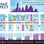 Image for the Tweet beginning: EVENT STREET CLOSURE #ATXTraffic: Pecan