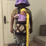 【ハロウィン】抱っこひもを上手く利用したコスプレ・赤ちゃんと楽しめるって最高!