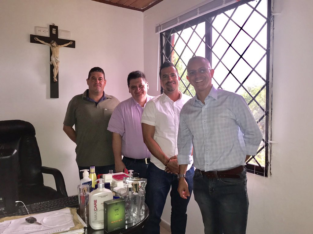 En Liven Sas- Fabricantes de Perfumeria y Productos Capilares NYC Club @soynycclub Fortaleciendo a este sector importante de la economía local #fortalecimientoempresarialconcobeii #Pymes #Legal #Cartagena