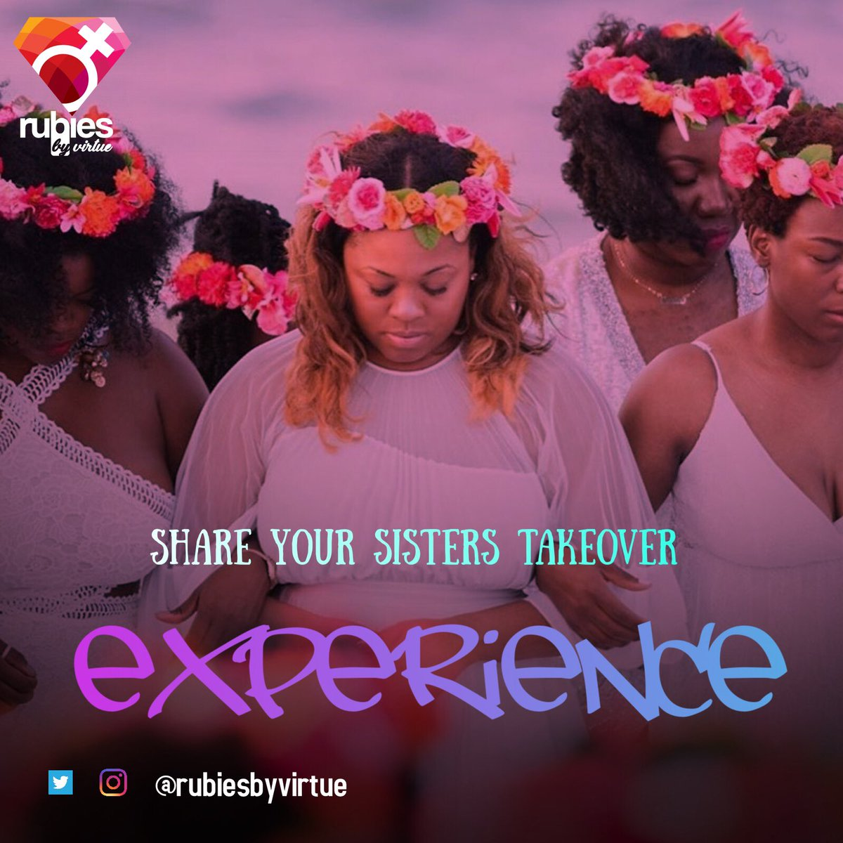 👭❤️ Hey sister, we're excited about our next sisters linkup this year. Kindly send a dm to our social media pages with your picture and share your experience from last year with us. 👭❤️Instagram, Twitter & Facebook: @rubiesbyvirtue#GODLYWOMEN#SISTERSTAKEOVER#NEXTBIGTHING