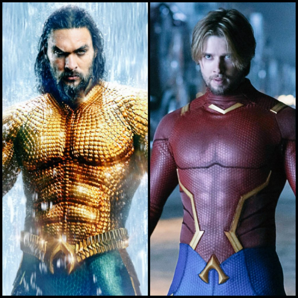 The Worlds of DC: Aquaman/Aqualad