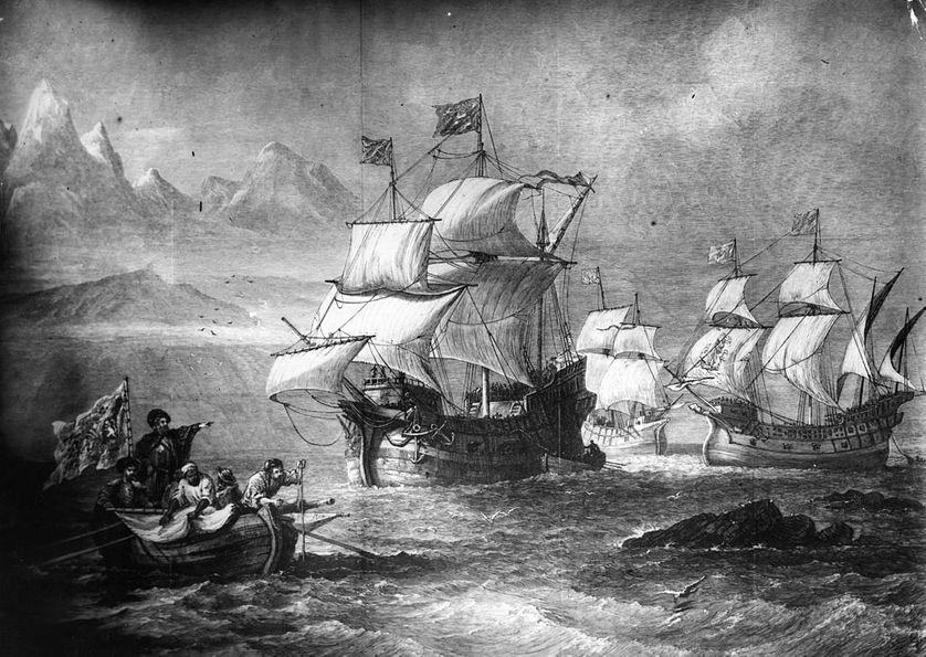 """Il y a 500 ans, avec Magellan, le premier tour du monde... """"complètement par hasard"""" #TraitéDeTordesillas https://www.franceculture.fr/histoire/il-y-a-500-ans-avec-magellan-le-premier-tour-du-monde-completement-par-hasard?utm_medium=Social&utm_source=Twitter#Echobox=1568998502…"""