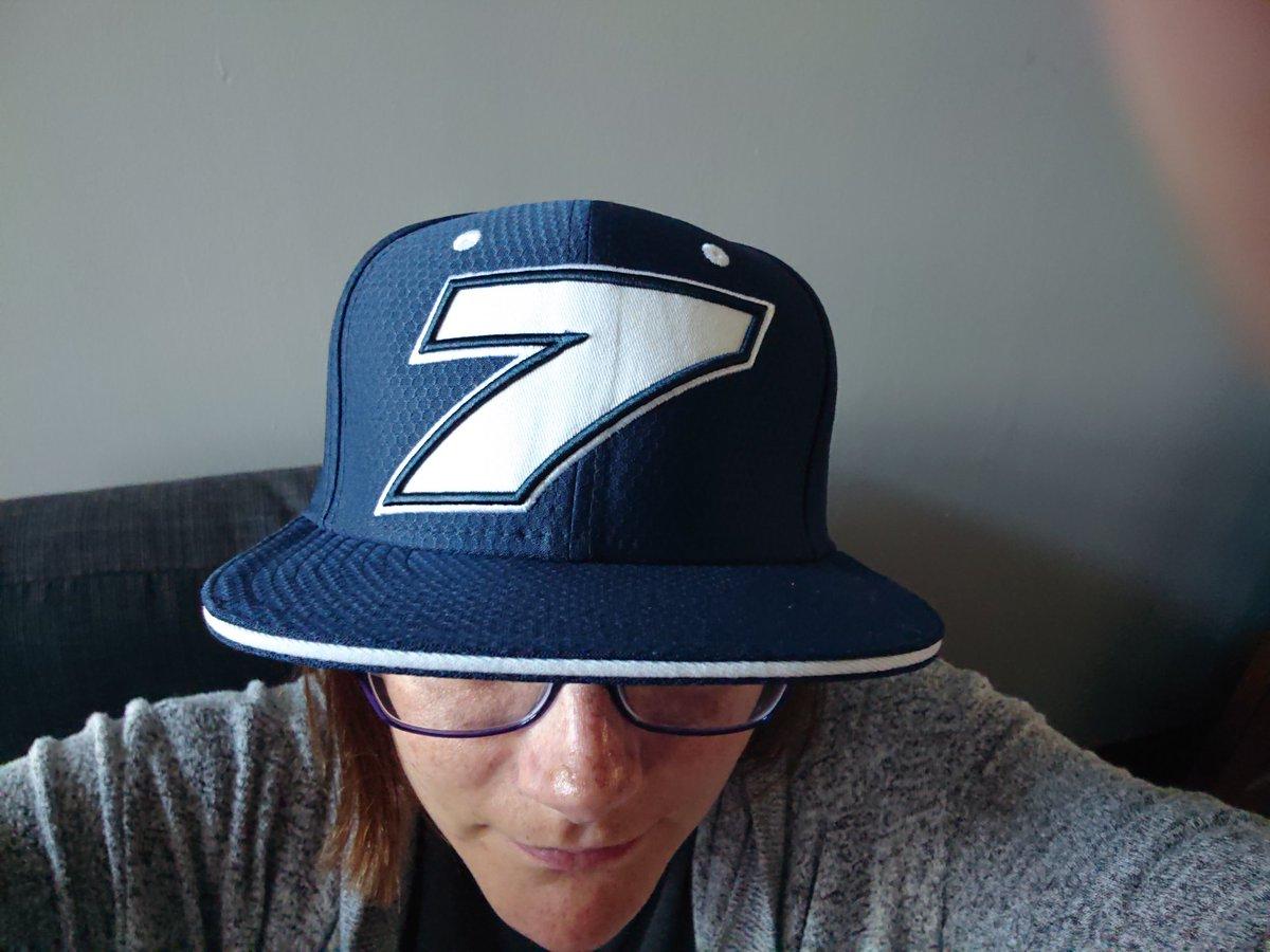 New hat 😁 #kimi7