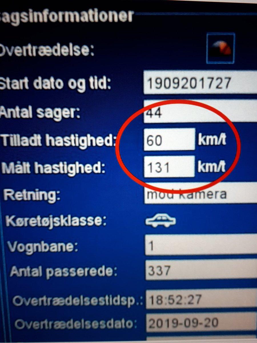 ATK afsluttet hastighedsmåling på Haslevvej uden for Ringsted. Tid: 2 timer. Passerede: 412. Blitz: 55. Klip: 6. Betinget frakendelse: 2. Ubetinget frakendelse: 1. Topscorer: 131 km/t i 60 km/t zone. 📸🚐 #politidk #kørpænt https://t.co/n0Anl4WUdP