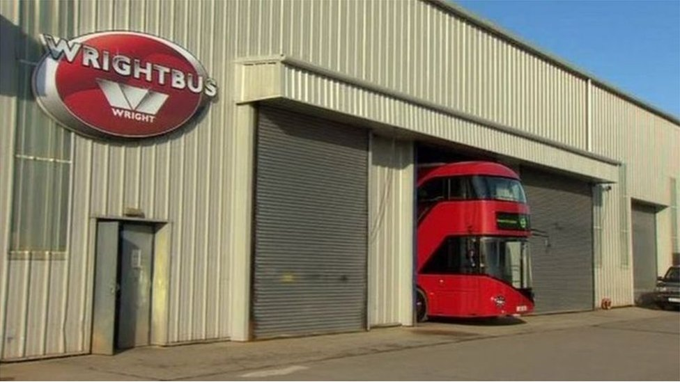 There are growing fears for the future of Wrightbus in Ballymena with a reported stalling of negotiations with potential buyers https://bbc.in/30xILt9