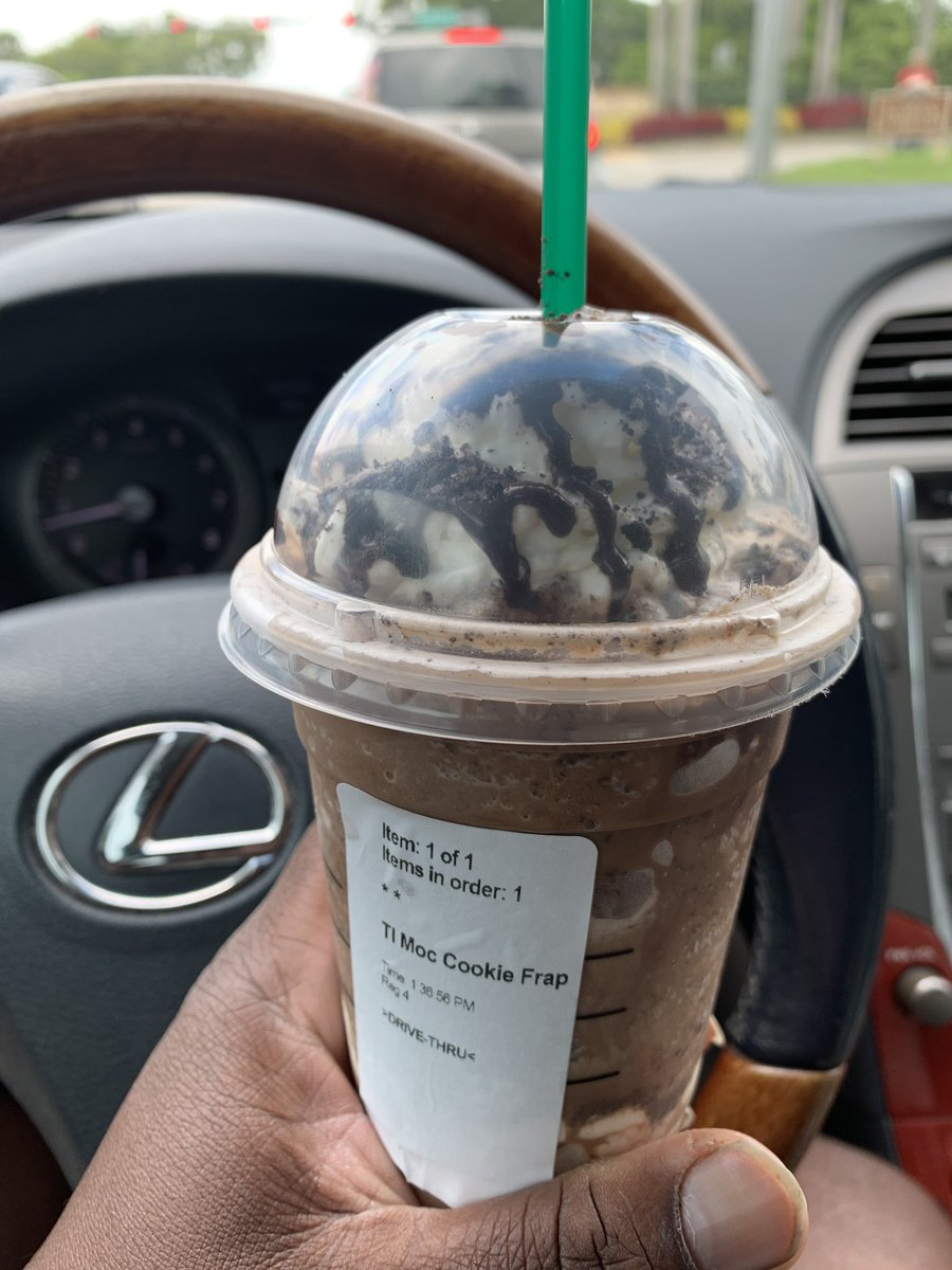 Aaahhh they can keep that Cold Nitro Brew! This Mocha Cookie crumbles Frappuccino is we're it's at!!! <br>http://pic.twitter.com/Z7A6Re8vCF