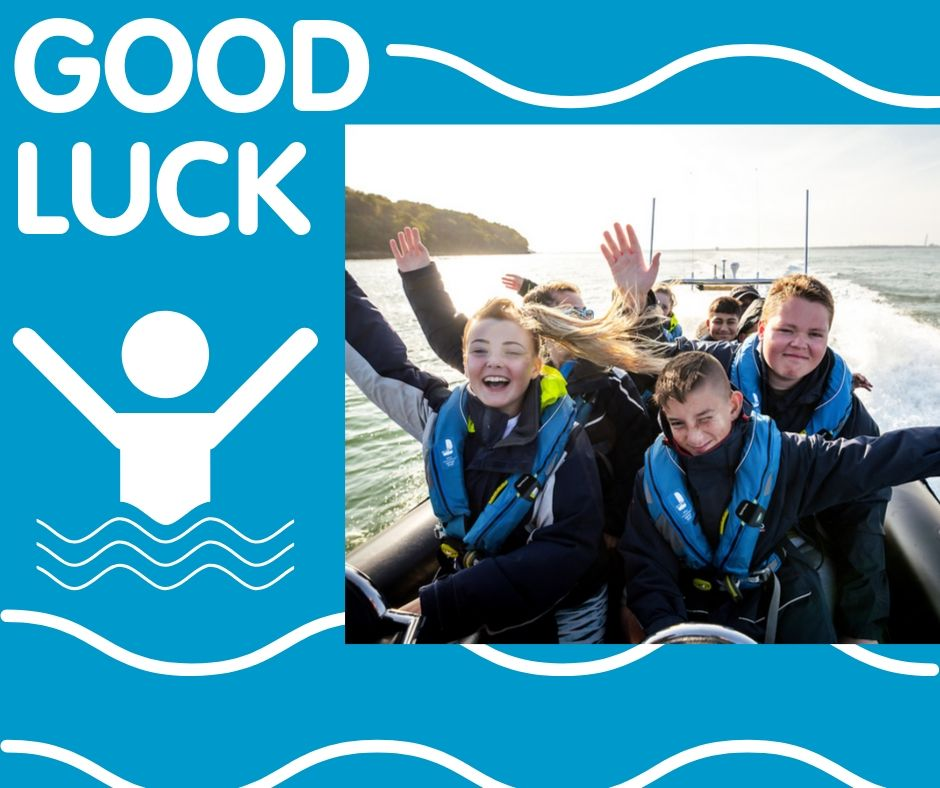 A shout out to our fab fundraisers that are swimming the English Channel tomorrow which is over 21 miles on a good day! 🏊♂️ Here's a BIG cheer from everyone at the Trust and all the young people we support 👏 You got this guys 🙌