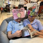 Image for the Tweet beginning: 4th grade readers created Thinking