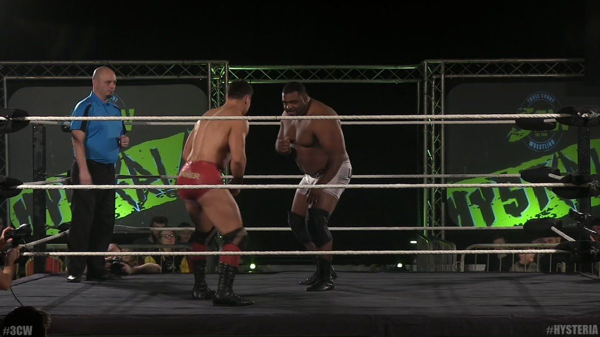 Take a look at one of the best matches of 2018 in 3 Count Wrestling, at the start of the year in January when Justin Sysum went one on one with current #WWENXT Superstar Keith Lee! https://www.youtube.com/watch?v=_IHBywmeqq8…
