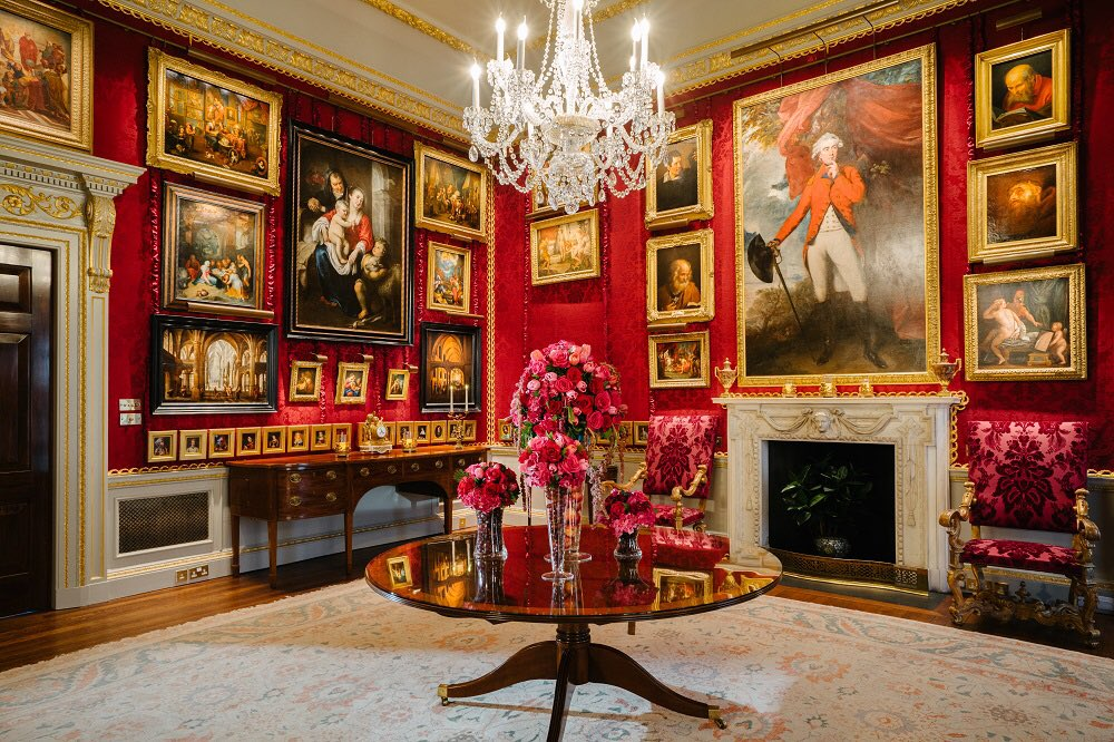 Image result for the red room hillsborough country life