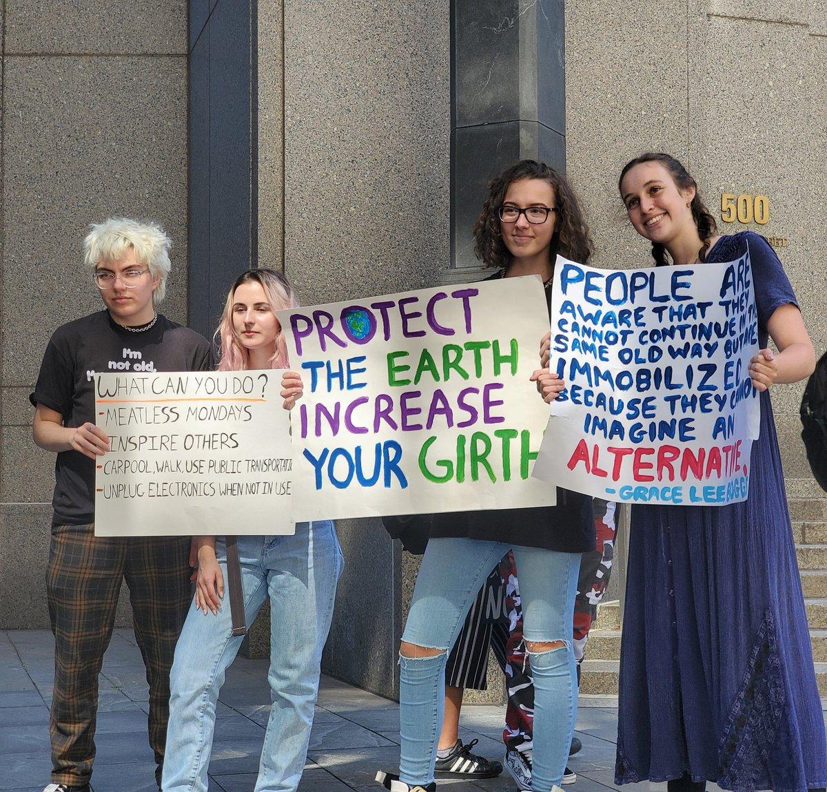 #ClimateStrike #NYC #ClimateAction